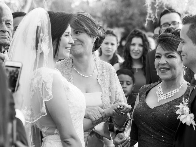 El matrimonio de Cristian y Tannia en Tenjo, Cundinamarca 22