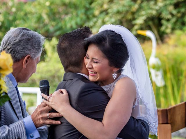 El matrimonio de Cristian y Tannia en Tenjo, Cundinamarca 28