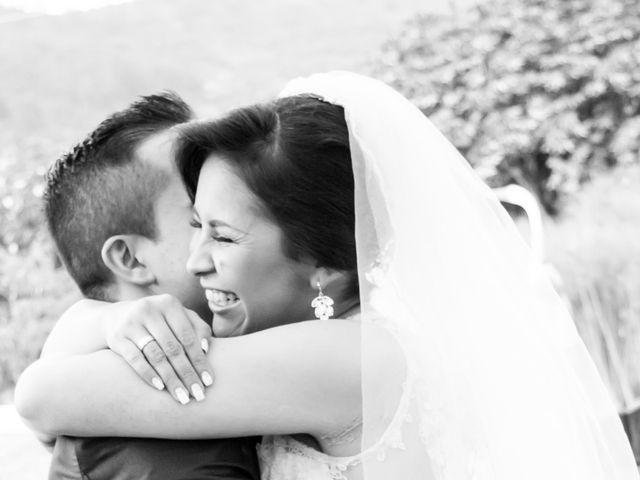 El matrimonio de Cristian y Tannia en Tenjo, Cundinamarca 31