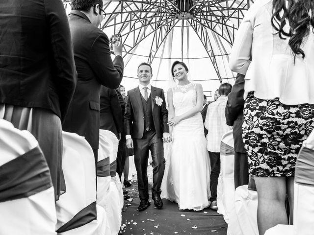 El matrimonio de Cristian y Tannia en Tenjo, Cundinamarca 33