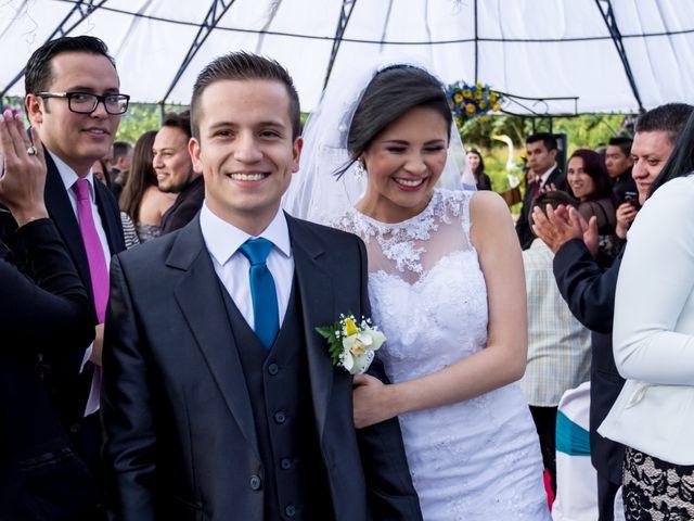 El matrimonio de Cristian y Tannia en Tenjo, Cundinamarca 32
