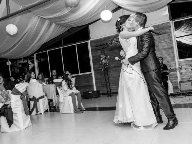 El matrimonio de Cristian y Tannia en Tenjo, Cundinamarca 57