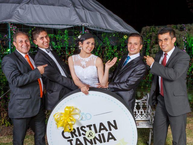 El matrimonio de Cristian y Tannia en Tenjo, Cundinamarca 66