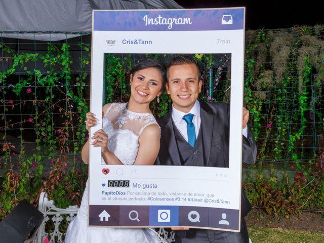 El matrimonio de Cristian y Tannia en Tenjo, Cundinamarca 67