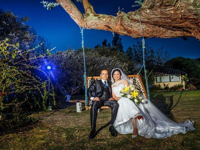 El matrimonio de Cristian y Tannia en Tenjo, Cundinamarca 68