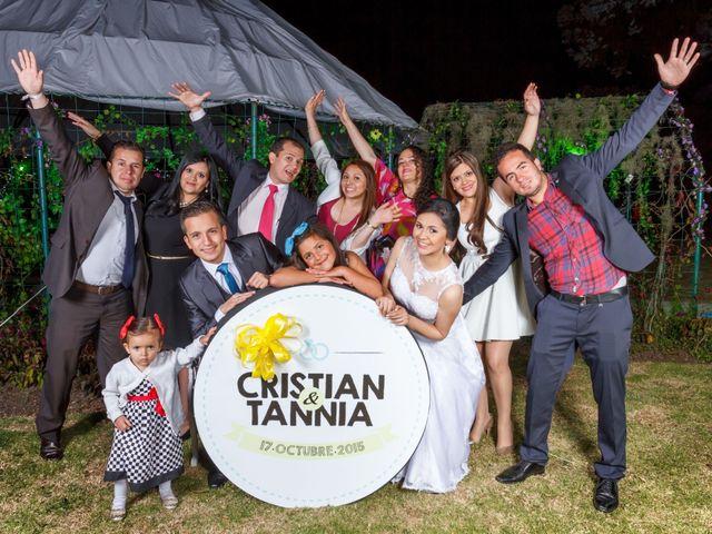 El matrimonio de Cristian y Tannia en Tenjo, Cundinamarca 71