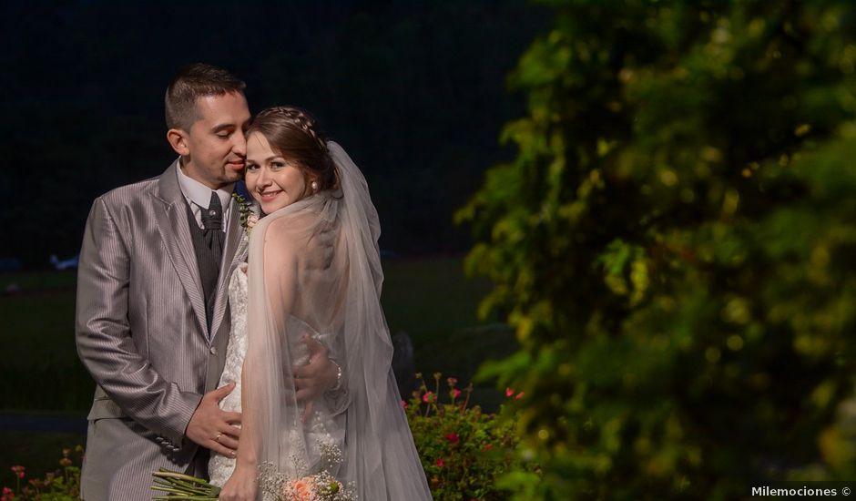 El matrimonio de David y Jenifer en Manizales, Caldas