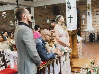 El matrimonio de Dagoberto  y Marisol  1
