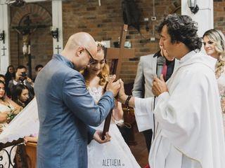 El matrimonio de Dagoberto  y Marisol