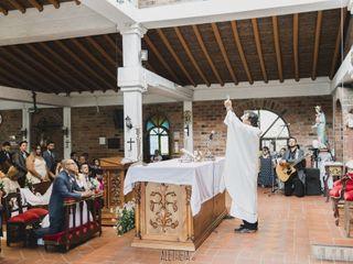 El matrimonio de Dagoberto  y Marisol  3
