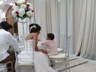 El matrimonio de Lorayne   y Nestor  2