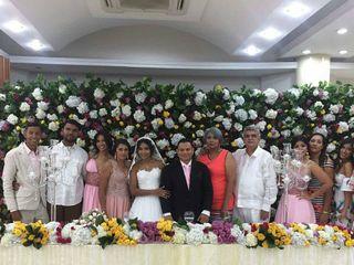El matrimonio de Lorayne   y Nestor  3