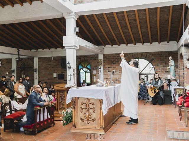 El matrimonio de Marisol  y Dagoberto  en Sabaneta, Antioquia 2
