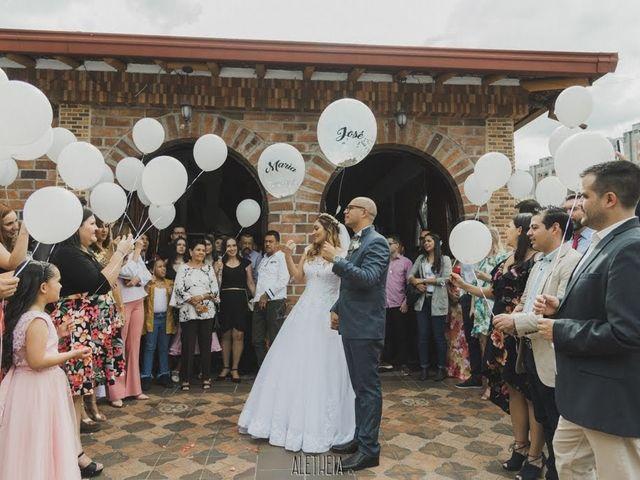 El matrimonio de Marisol  y Dagoberto  en Sabaneta, Antioquia 3