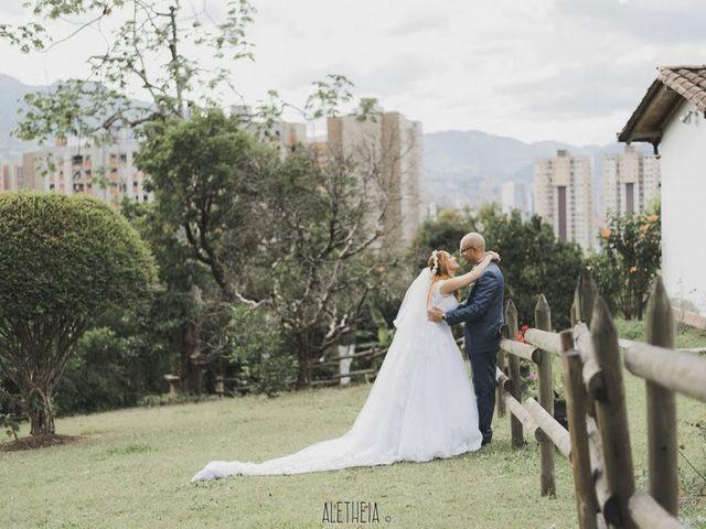 El matrimonio de Marisol  y Dagoberto  en Sabaneta, Antioquia 4