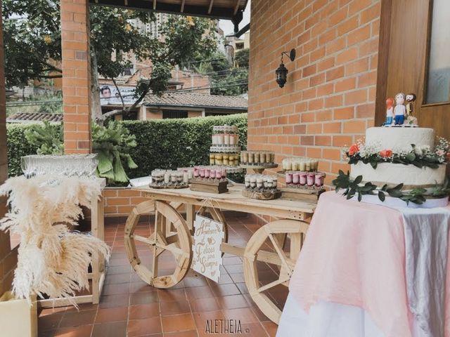 El matrimonio de Marisol  y Dagoberto  en Sabaneta, Antioquia 8