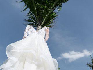 El matrimonio de Cristian y Tatiana 2