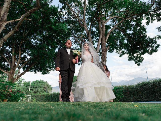 El matrimonio de Tatiana y Cristian en Santa Marta, Magdalena 2