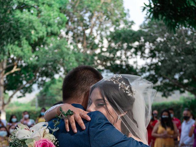 El matrimonio de Tatiana y Cristian en Santa Marta, Magdalena 17