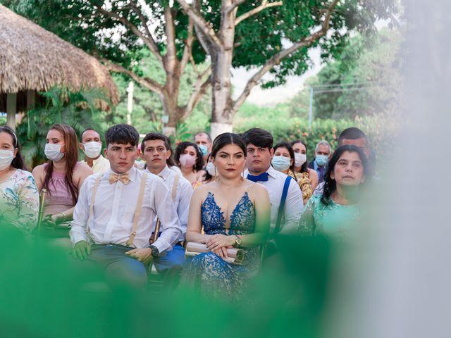 El matrimonio de Tatiana y Cristian en Santa Marta, Magdalena 18