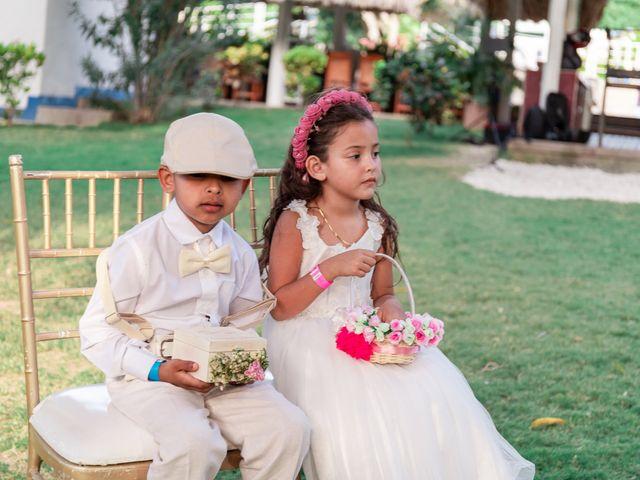 El matrimonio de Tatiana y Cristian en Santa Marta, Magdalena 19