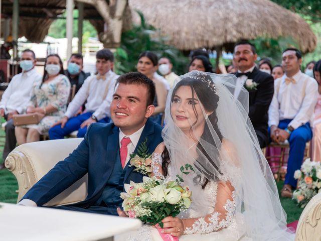 El matrimonio de Tatiana y Cristian en Santa Marta, Magdalena 20