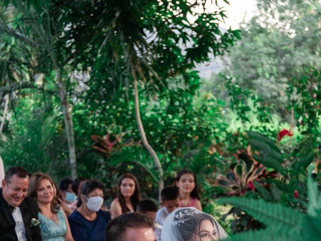 El matrimonio de Tatiana y Cristian en Santa Marta, Magdalena 21