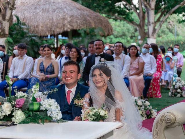 El matrimonio de Tatiana y Cristian en Santa Marta, Magdalena 22