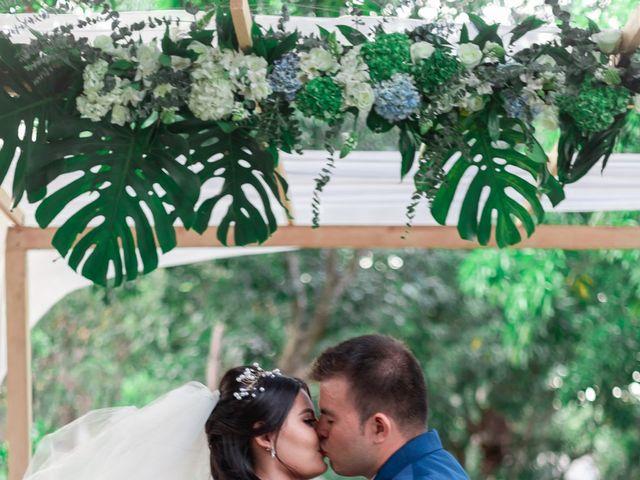 El matrimonio de Tatiana y Cristian en Santa Marta, Magdalena 24