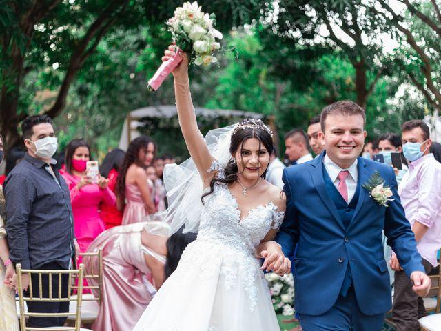 El matrimonio de Tatiana y Cristian en Santa Marta, Magdalena 25