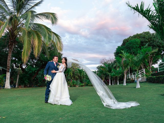 El matrimonio de Tatiana y Cristian en Santa Marta, Magdalena 28