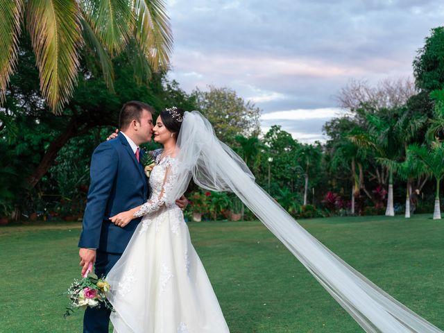 El matrimonio de Tatiana y Cristian en Santa Marta, Magdalena 30