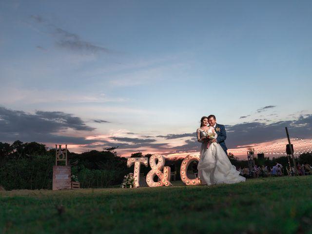 El matrimonio de Tatiana y Cristian en Santa Marta, Magdalena 39