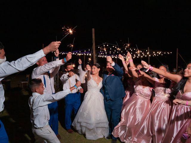 El matrimonio de Tatiana y Cristian en Santa Marta, Magdalena 46