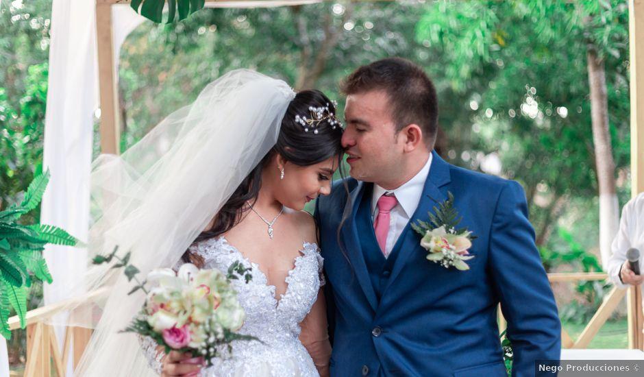 El matrimonio de Tatiana y Cristian en Santa Marta, Magdalena