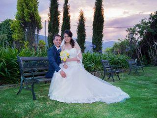 El matrimonio de Karol y Diego