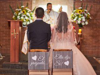 El matrimonio de Lina y Wilman 3