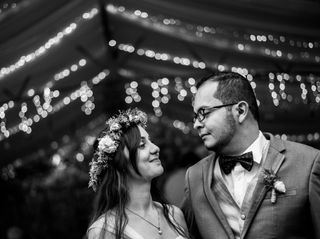 El matrimonio de Daniela y Cristóbal
