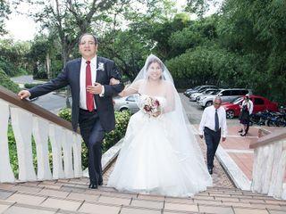 El matrimonio de Angelica y William 3