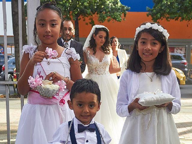 El matrimonio de Wilman y Lina en Bogotá, Bogotá DC 4