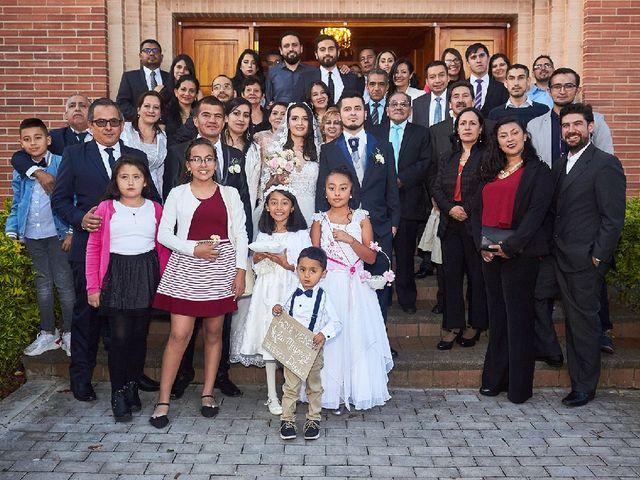 El matrimonio de Wilman y Lina en Bogotá, Bogotá DC 2