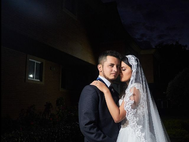 El matrimonio de Wilman y Lina en Bogotá, Bogotá DC 6
