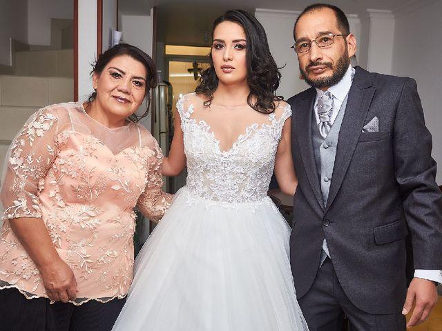 El matrimonio de Wilman y Lina en Bogotá, Bogotá DC 8