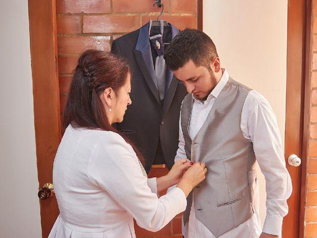 El matrimonio de Wilman y Lina en Bogotá, Bogotá DC 9