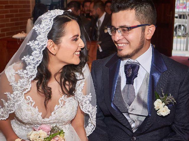 El matrimonio de Wilman y Lina en Bogotá, Bogotá DC 10