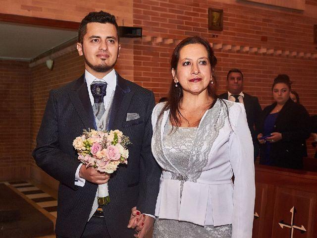 El matrimonio de Wilman y Lina en Bogotá, Bogotá DC 11