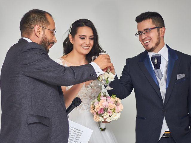 El matrimonio de Wilman y Lina en Bogotá, Bogotá DC 13