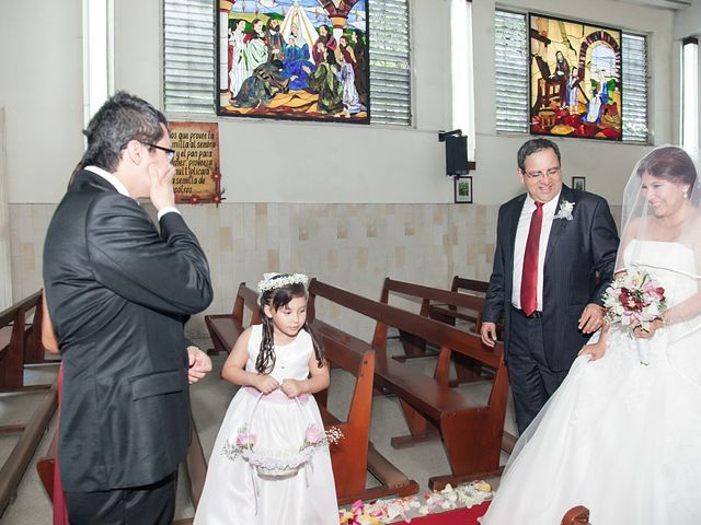 El matrimonio de William y Angelica en Bucaramanga, Santander 4