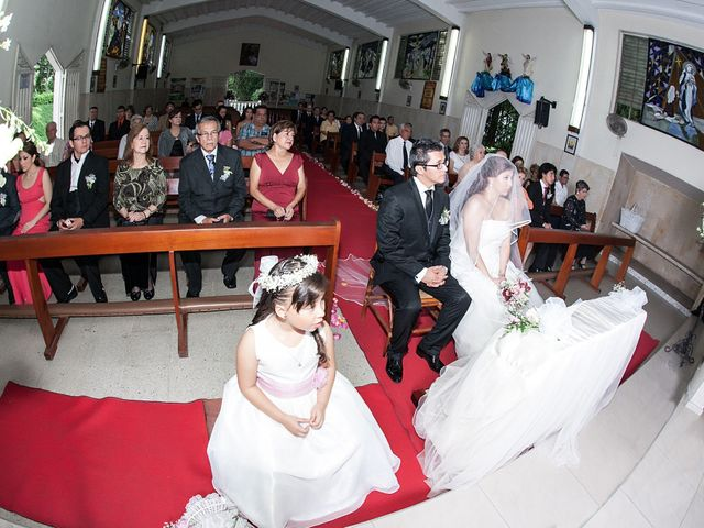 El matrimonio de William y Angelica en Bucaramanga, Santander 6