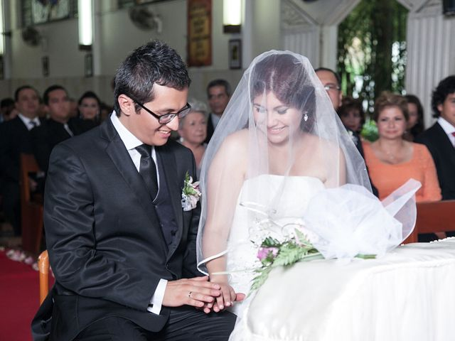 El matrimonio de William y Angelica en Bucaramanga, Santander 10